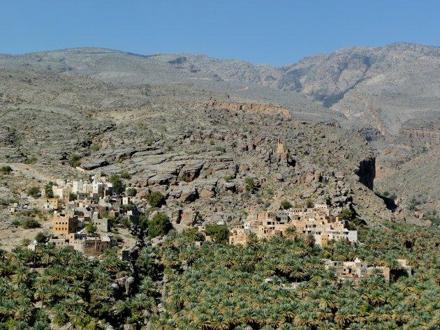 Bergdorpje