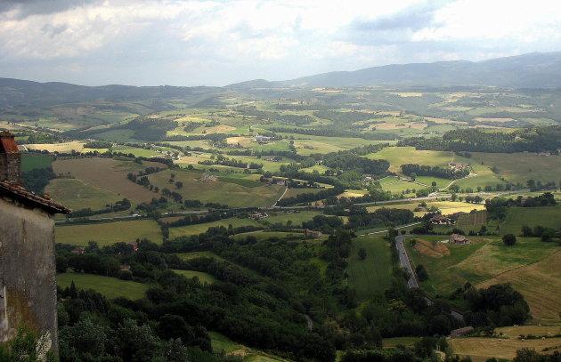Umbrisch landschap rond Todi