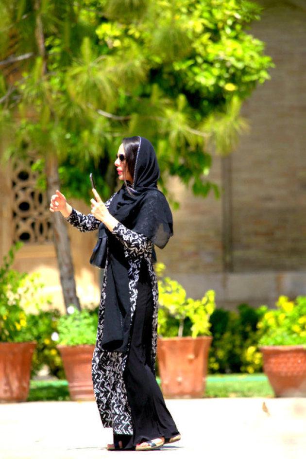 Iraanse elegantie