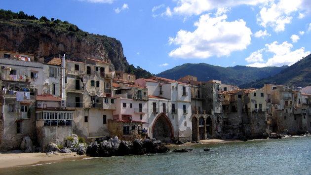 Waterkant Cefalù