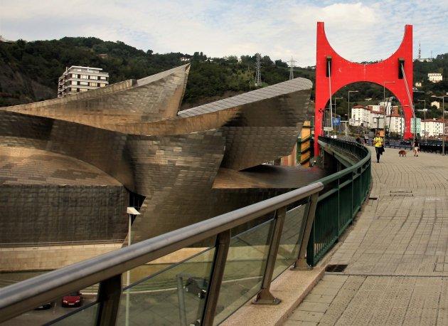 Guggenheim, the outside