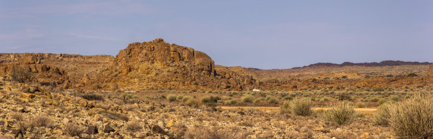 Onderweg in Namibië