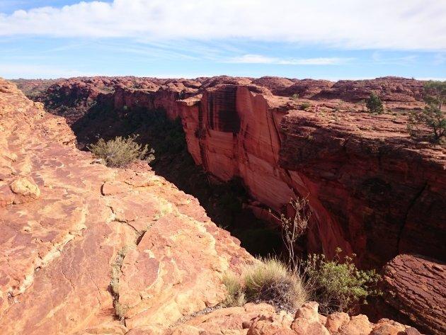 Watarrka/Kings Canyon national park