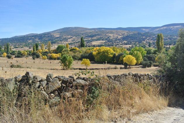 Herfst in Noord-Spanje