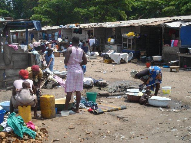 Armoede in Accra