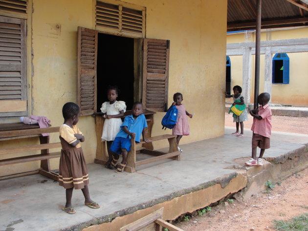 De school in Ntonso