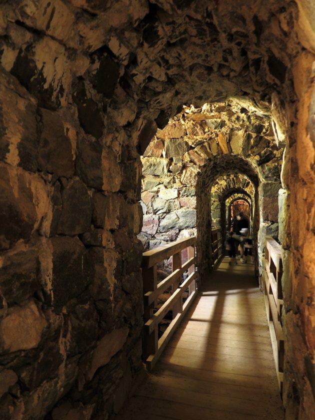 Suomenlinna,het fort van Finland