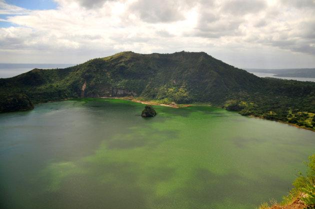 Taal vulkaan