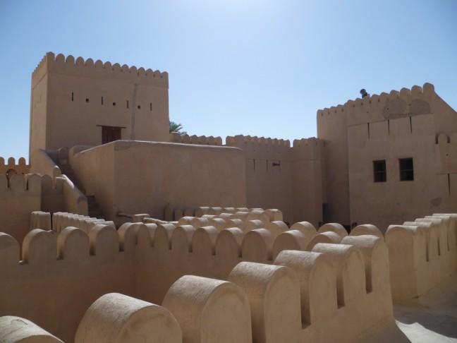 Het Fort van Nizwa