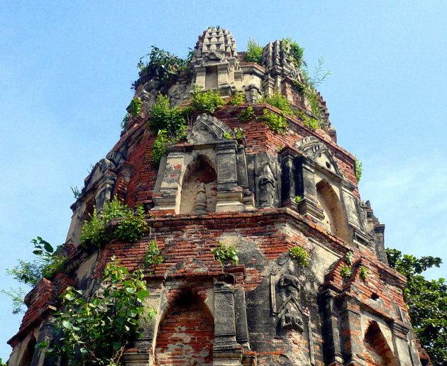 Oude historische hoofdstad