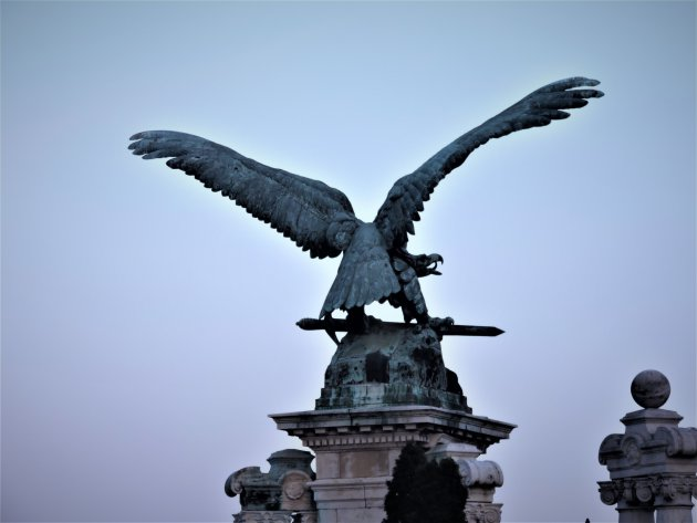 Turul, de mytische Hongaarse vogel