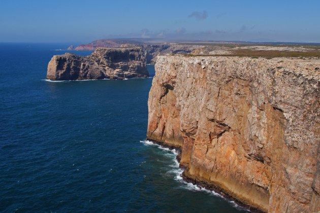 Het meest zuidwestelijke punt van Europa, Kaap Sint-Vincent