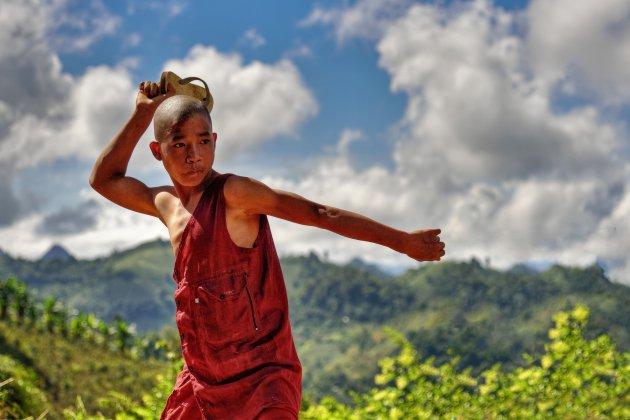 Jeu de Myanmar