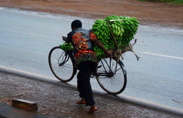 Bananen-fiets