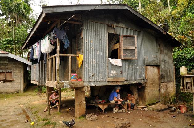 Wandelen rond Banaue
