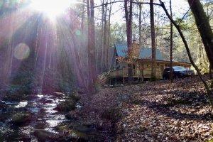 Mystic Creek Cabin