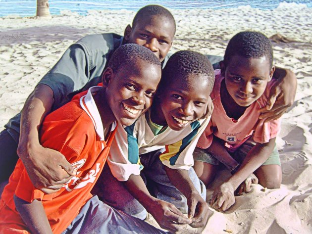 Gambia - The smiley coast