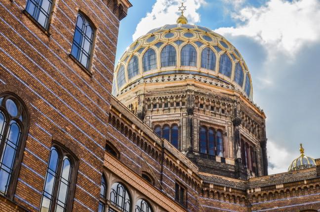 De Neue Synagoge