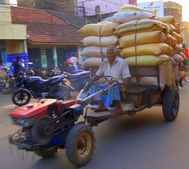 vervoer over straat