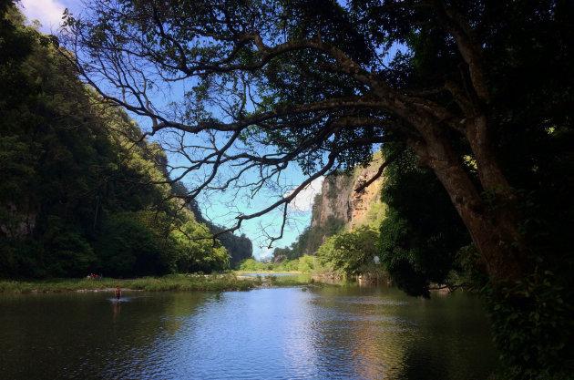 De omgeving van Baracoa