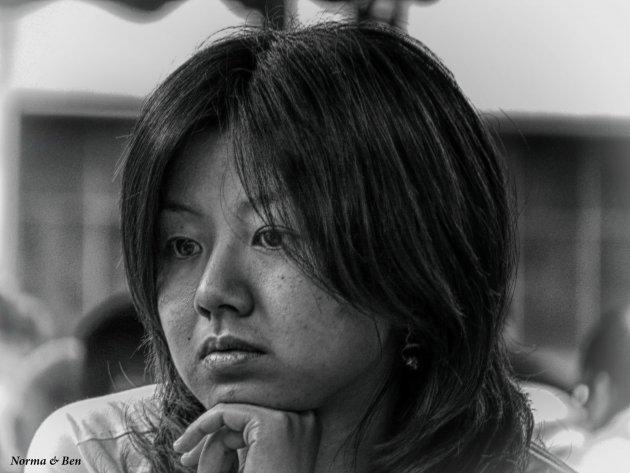 Dromerig in Shanghai