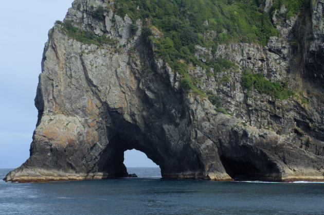 The hole in the Rock