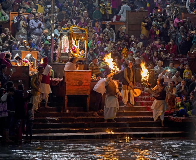 Ganges Aarti Haridwar