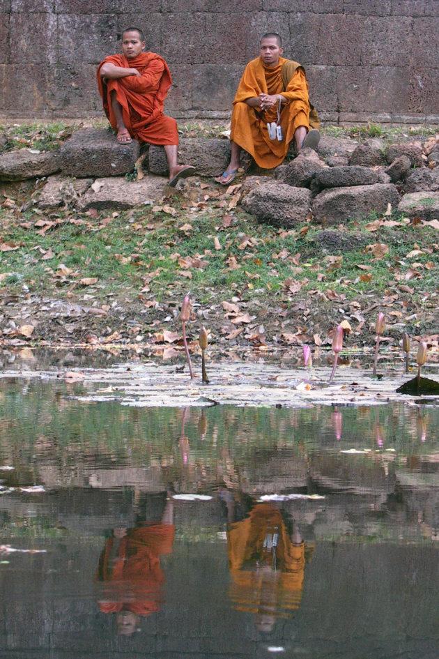 Reflectie 2 monniken