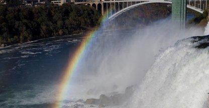 Hop over de Rainbow bridge