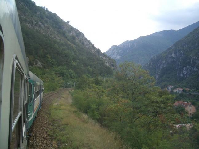 Il treno internazionale