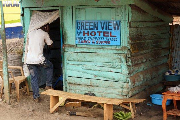 Green view hotel Kisoro