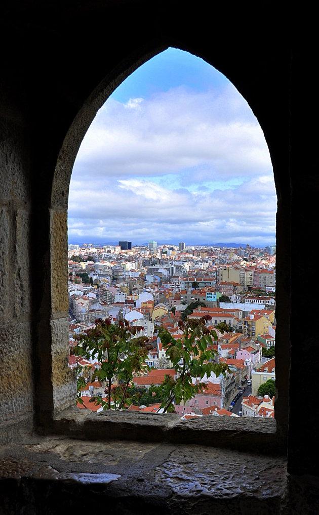 Castelo de Sao Jorge !