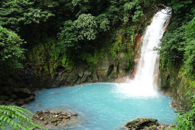 Tenorio Vulcano Nation Park - Rio Celeste