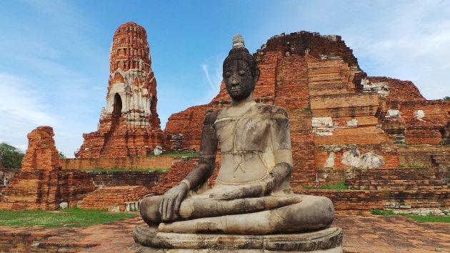 Historisch Ayutthaya!