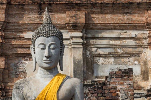 Boeddha in Ayutthaya