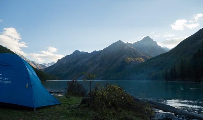 Wild kamperen is heerlijk