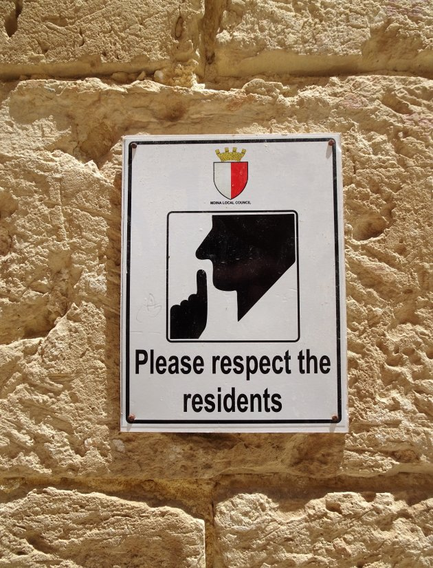 Respect the Residents