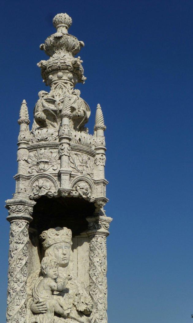 Detail torre de belem