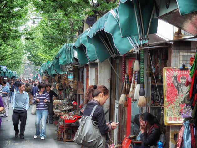 Markt Shanghai