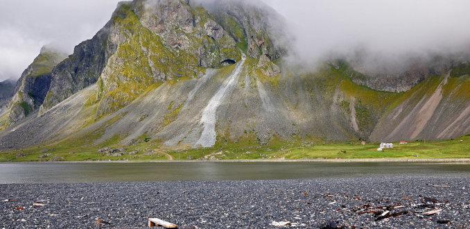 Oost IJsland is een aanrader