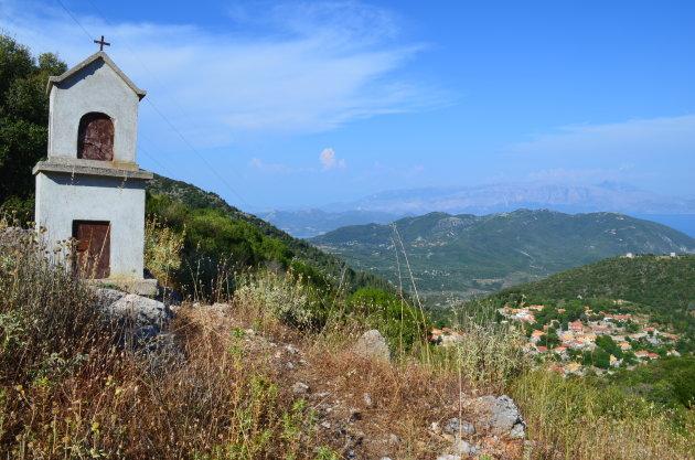 Mountainous Lefkas
