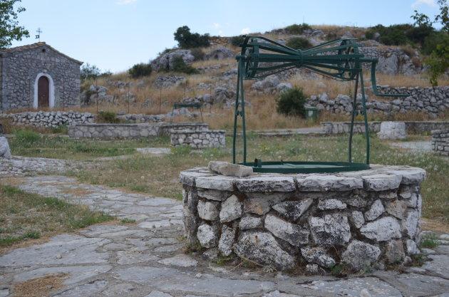 Het plateau van Englouvi