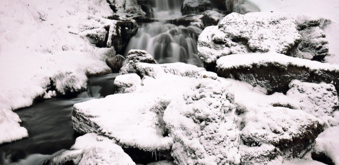 Waterval Snaefellsnes