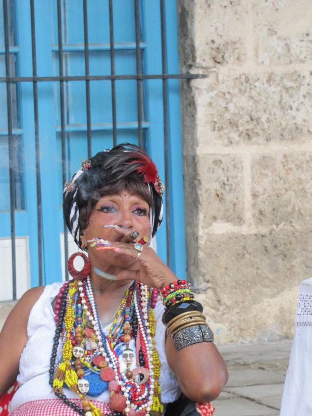 Cuba en sigaren