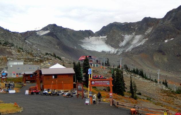 Whistler Mountain !