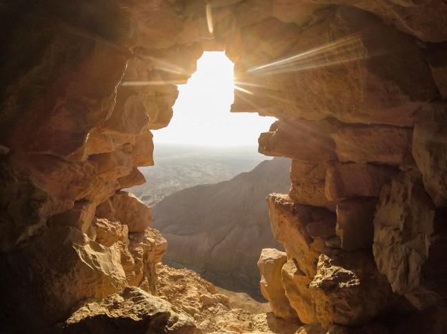 Masada: Het mooiste bij zonsopgang