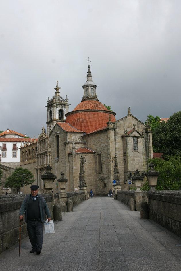 Prachtig klooster