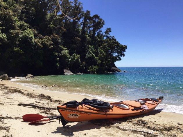 Kanotocht door Abel Tasman NP