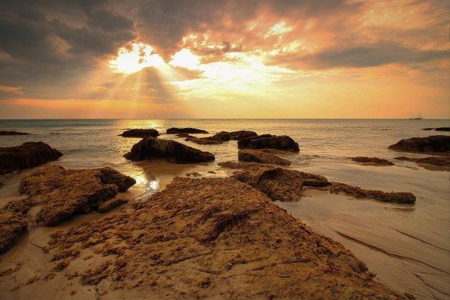 Klong Nin Beach op Koh Lanta