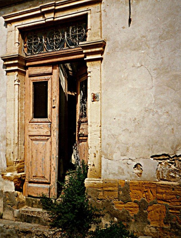 Het oude Nicosia